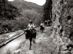 Silver Trail Ride